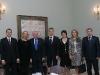 Leedu vabariigi president Valdas Adamkusega Vilniuses okt 2008