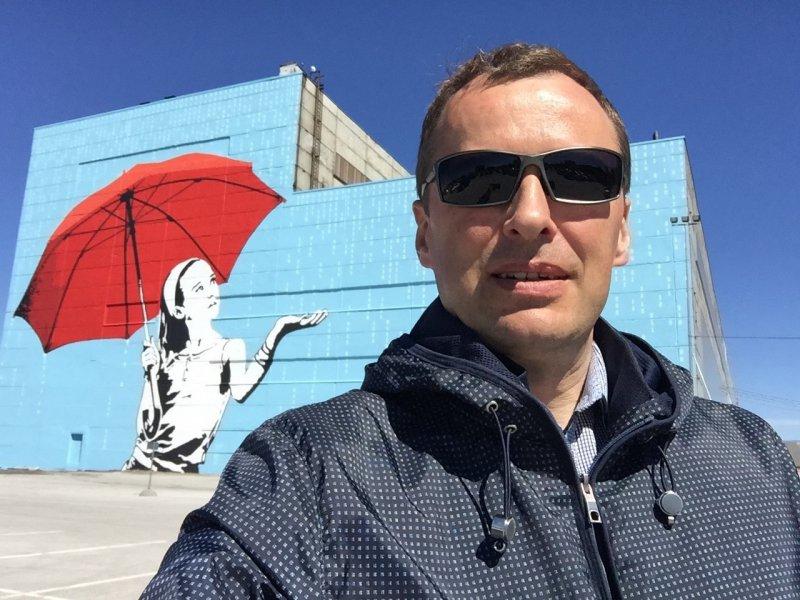 Baltikumi suurima seinamaalingu taustal