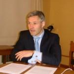 Komisjoni esimees Erki Nool juhatas küsimuste-vastuste vooru