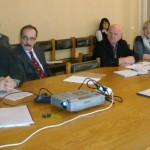 Esitlus kuulasid komisjoni liikmed ja külalised EVEL-ist, Viljandist.