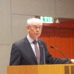 EL-i president Herman Van Rompuy Riigikogus 26.veebruaril 2013