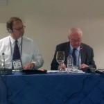 Fotol paremal IPU 12+ fraktsiooni esimees Robert del Picchia