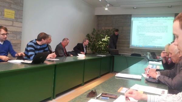 Biogaasi maksustamise ümarlaud Rahvusraamatukogus