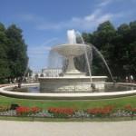 Varssavis käisime Saksoonia pargipeol