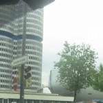 BMW Welt - embeemid nähtavad ka satelliidilt