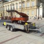 Varssavis kees kultuurielu, haagis, klaver ja Shopini muusika