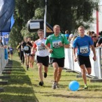 Jooksu finiśikoridoris