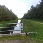 Üks paljudest sildadest üle kanali