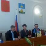 Eesti lippu hoidis Venemaal kõrgel komisjoni esimees Erki Nool