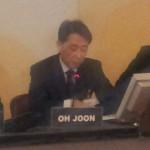 Suursaadik ÜRO juures, resolutsiooni 1540 komitee esimees