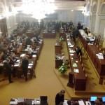 Tśehhi parlamendi istung  2011 aastal