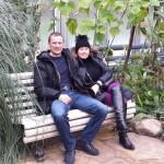 Tõnis Kõiv ja Marge Kõiv botaanikaaias