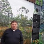 RMK loodusmaja Kauksis tutvustab Einar Juuse