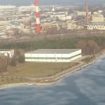 Veepuhastusjaama kõige ohtlikum hoone - kloorihoidla