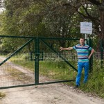 Siit väravast võikski promenaad alata