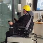 IRU prügipõletusjaama operaatori tool oli päris mugav:)
