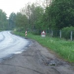 Vana-Tartu maantee on täna ilma autota liiklejatele lausa eluohtlik