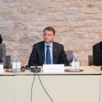 Georgia, Moldova ja Ukraina suursaadikud, foto E.Peinar