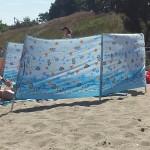 """Poolakad kasutavad randades pildil olevaid """"sirme"""", et privaatsust kasvatada."""