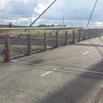 Täiendav võrk välistas sillale pääsu ehk tähendas vaidalastele 3 km pikkust ringi