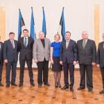 Riigikogu keskkonnakomisjon veebruaris 2015