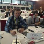Ühine ettepanek Rootsiga lisas viite Helsinki Lõppaktile ja Budapesti memorandumile