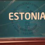 Eesti silt avatseremoonial
