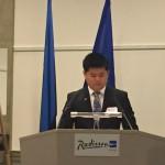 Konverentsi korraldaja Zhang Xiaotian
