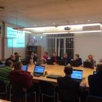 Rae vallavolikogu istung 14.12.2015 Foto: Mart Võrklaev
