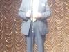 Kultuuriminister Rein Lang avab Siofokis näitust tugevate prozektorite valgel