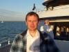 Peale kongressi lõppu viidi osalised Balatoni järvele päikeseloojangut vaatama