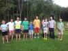 Pirita jõe talgute meeskond 11.augustil 2013