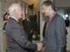 Kanada kuberner David Johnston ja Tõnis Kõiv 21.okt 2012 Quebec