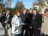 Järvamaal Koigi vallas spordiväljaku avamisel 2010 a oktoobris