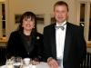 Marge Kõiv ja Tõnis Kõiv Paide linnapea vastuvõtul detsembris 2012. Foto: M.Palmet
