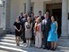 RK Euroopa Liidu asjade komisjoniga EV president Toomas H Ilvese juures