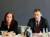 Tśehhi asevälisministriga kohtumisel koos kolleeg Mailis Repsiga.