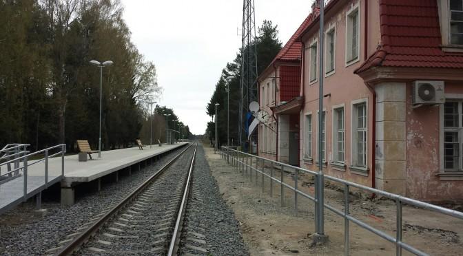 Rail Balticu trassivalikud