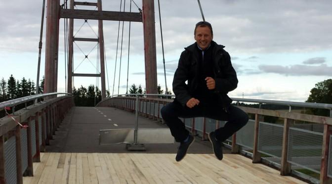 Vaida jalakäijate silda saab jälle kasutada
