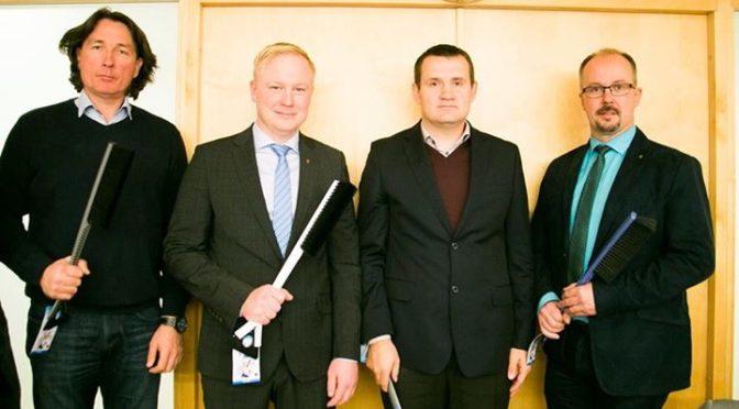 Rae vallavanemaks valiti Mart Võrklaev