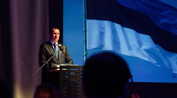 Eesti Vabariigi aastapäevakõne 2019